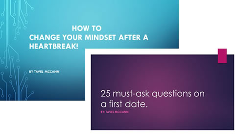 First Date Questions & Relationship Mindset