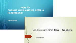 Relationship Mindset & Dealbreakers
